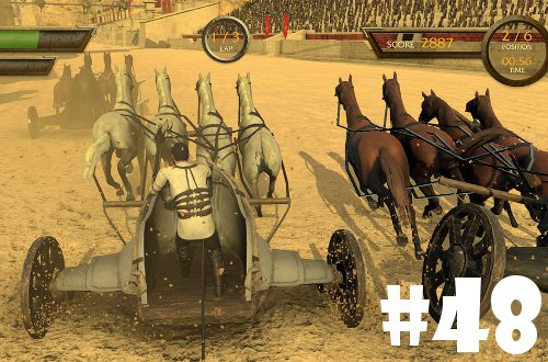 2016 gd games completed ben hur
