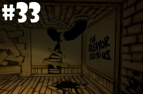 2017 Game Review Haiku, #33 – Bendy and the Ink Machine ...