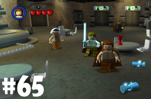 2017 Game Review Haiku, #65 – LEGO Star Wars: The Complete Saga ...